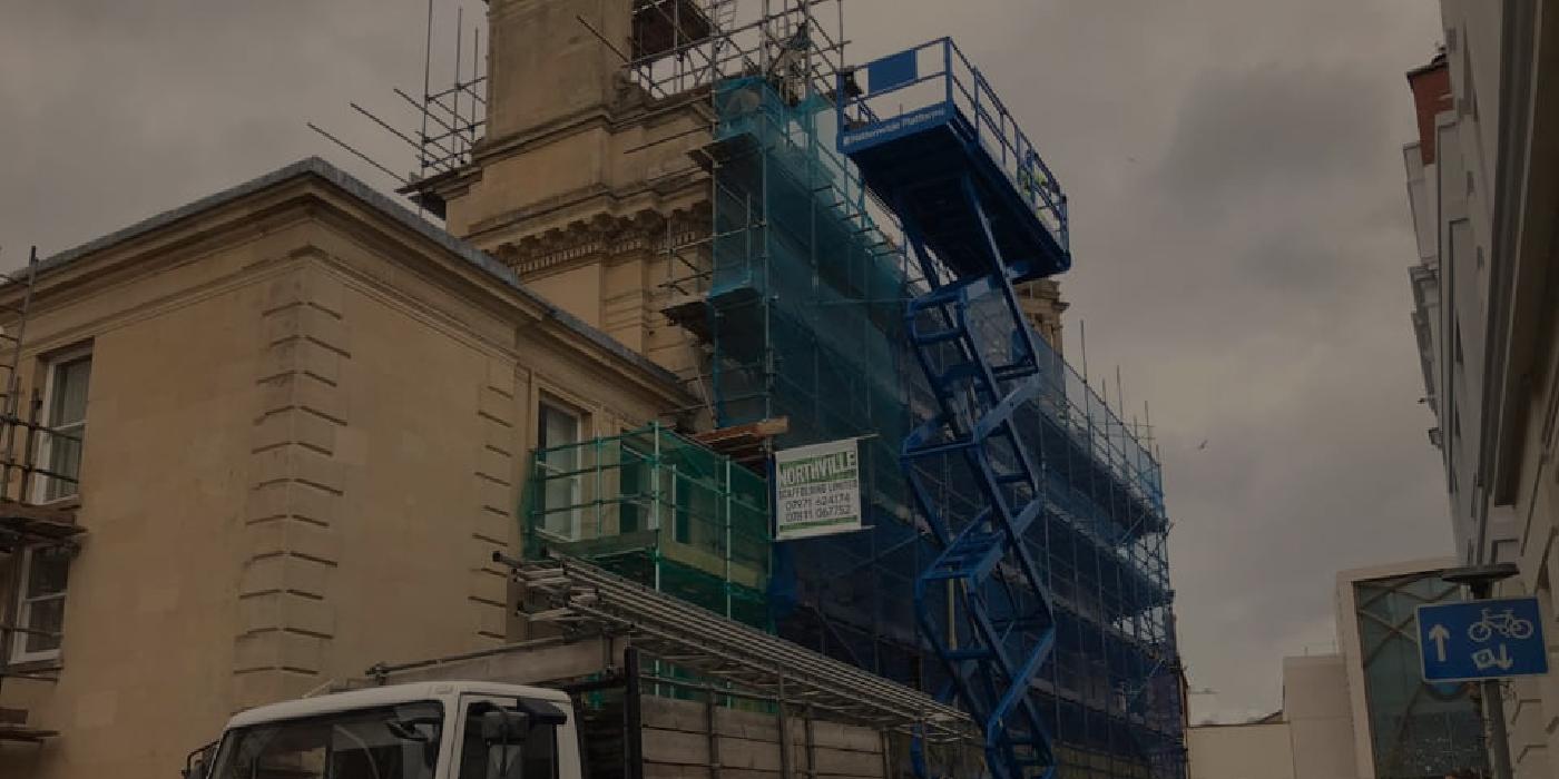 Expert large scale scaffold erectorsCommercial scaffolding
